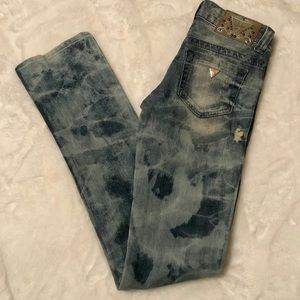Guess Daredevil Straight Jeans